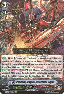 "Eradicator, Dragonic Descendant ""Sigma"""