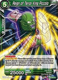 Reign of Terror King Piccolo (Foil)