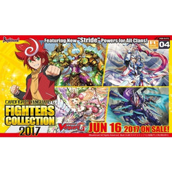 Vanguard Fighters Collection 2017 (English)