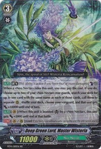 Deep Green Lord, Master Wisteria