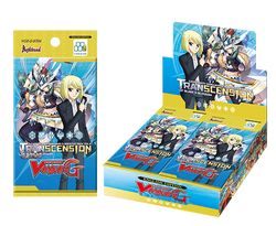 Vanguard G Booster Box Vol 06 Transcension of Blade & Blossom (English)