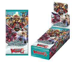Vanguard G Technical Booster Box Vol 02 The Genius Strategy (English)