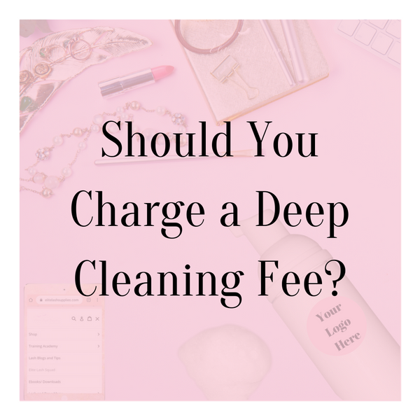 Should You Charge a Deep Cleaning Fee?