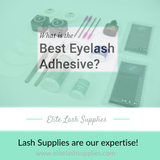 Eyelash Extension Adhesives