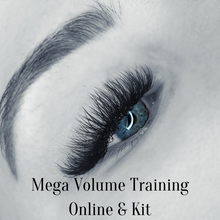 Mega Volume Course - Online with Kit