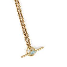 Opal Necklace, 18ct Gold