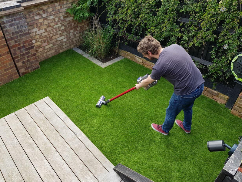3 Ways To Clean Artificial Grass