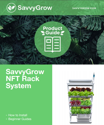 NFT Rack Hydroponic System Guide