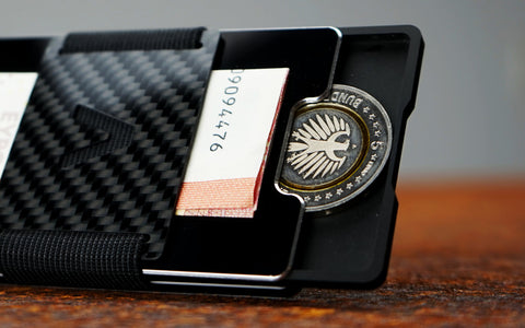 Aviator Wallet Coin Holder