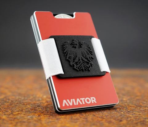 Aluminium Card Holder Wallet | Austria Edition