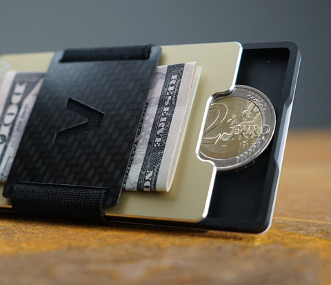 Gold Slim Wallet
