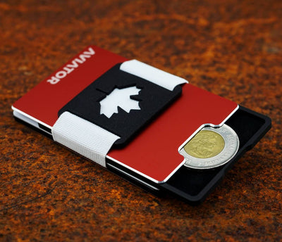 Canada Edition | Coin Holder & 3D-Clip