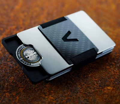 Slim Card Holder | Titan Card Holder Wallet