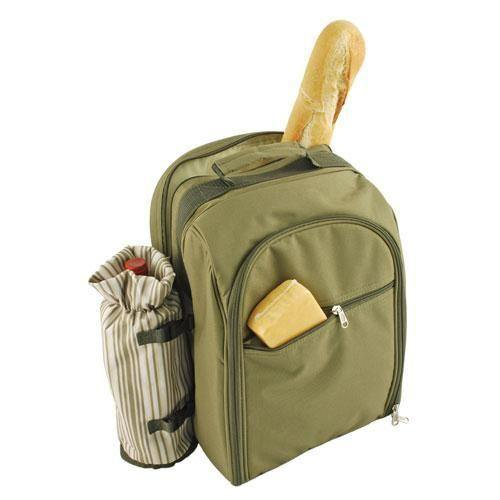 Expedition: 4-Person Picnic Backpack - Cheese Accessories