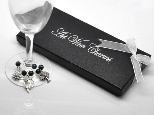 Mixed Nature Wine Charms - Wine Charms