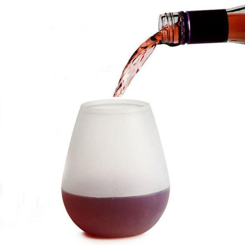 Silicone Wine Glass For You