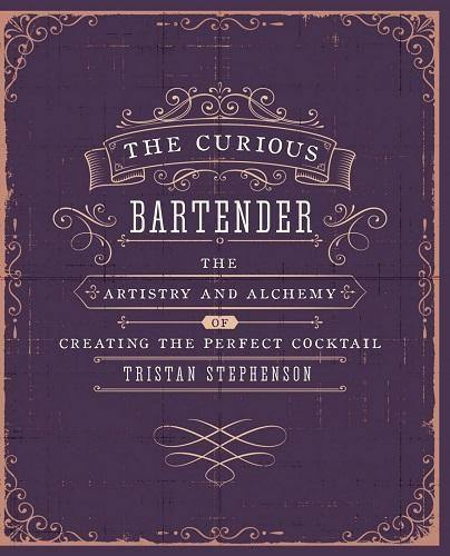 The Curious Bartender - Cocktail Book