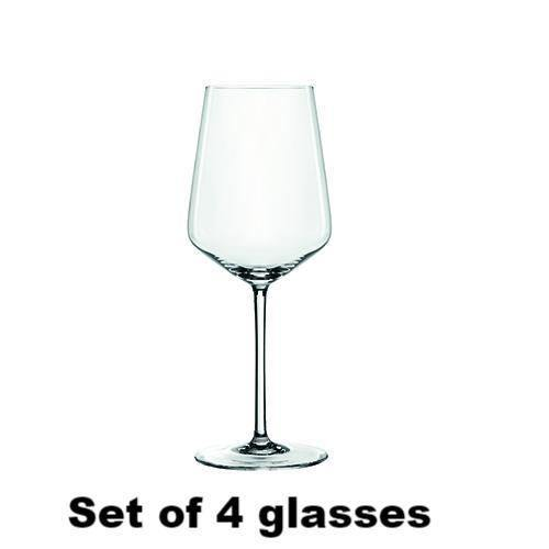 Wine Glass Angle Cut- White Wine Style - Wine Glasses
