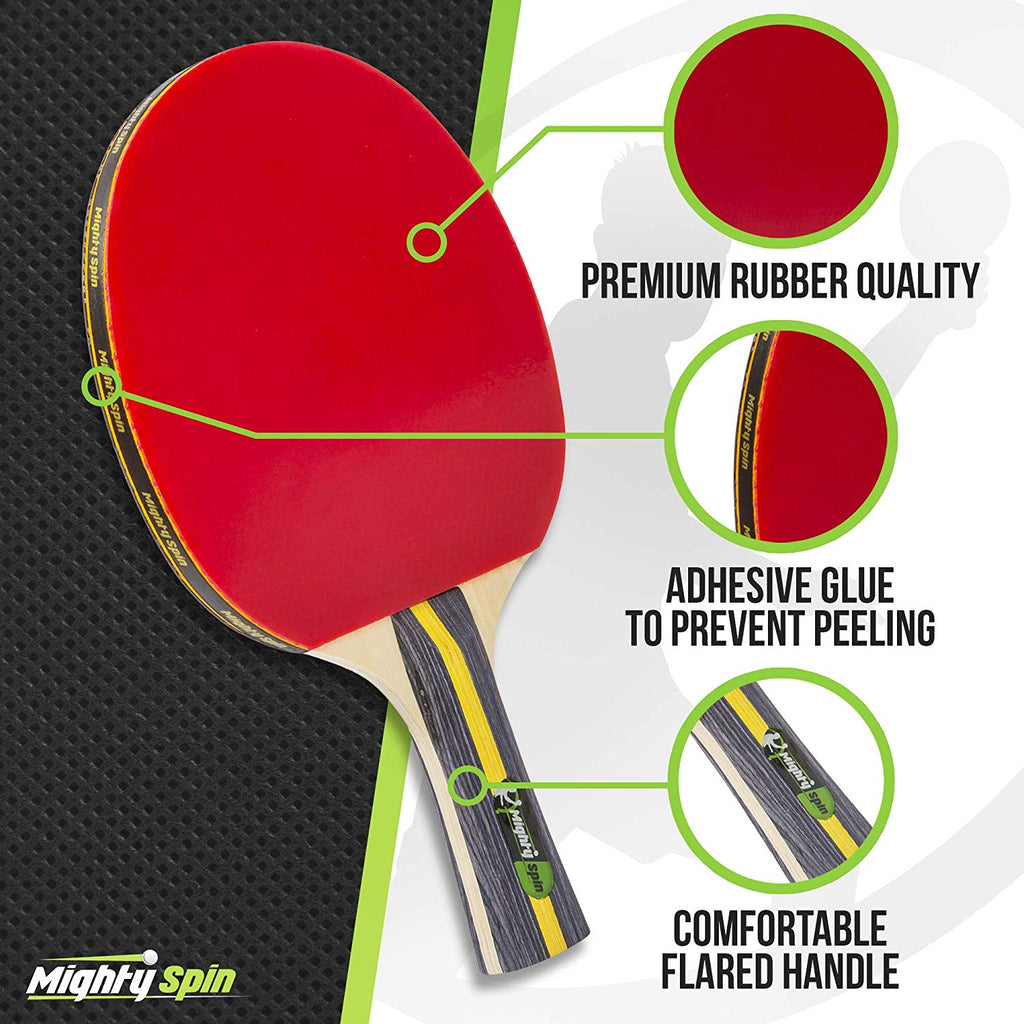 Prime Ping Pong Paddle Set 2 Premium Table Tennis Rackets With 3 Download Free Architecture Designs Grimeyleaguecom