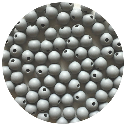 Light Grey - 9mm Round - 10/20/50pack