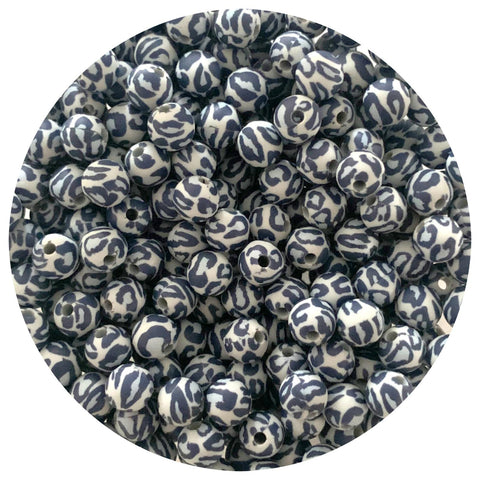 Grey Leopard - 9mm Round - 10/25pack