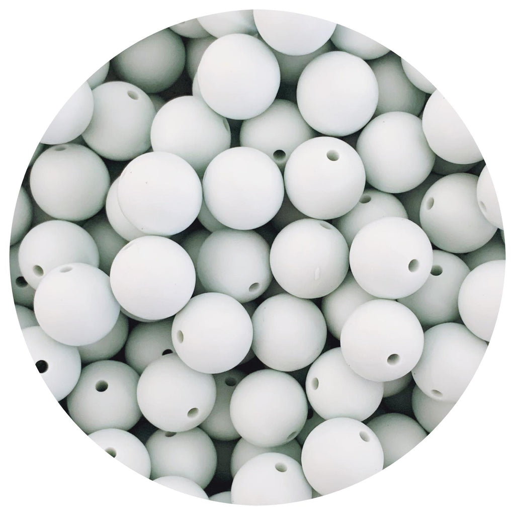 Seabreeze - 15mm round - 10/25pack