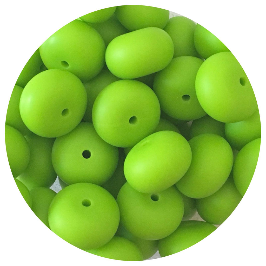 Key Lime Green - Abacus - 10/25pack