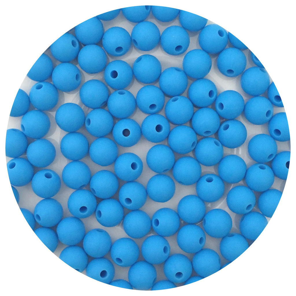 Sky Blue - 9mm Round - 10/25pack