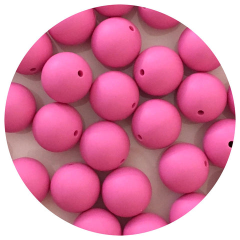 Orchid Pink - 19mm round - 10/20/50pack