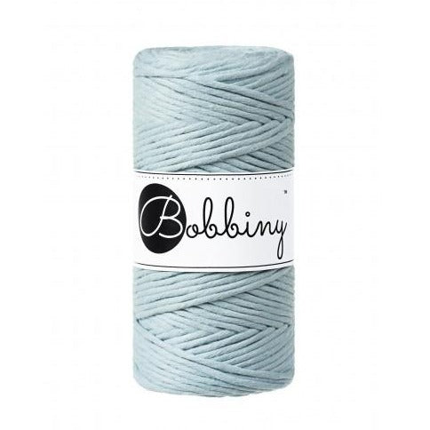 Bobbiny Single Twist Macrame Cord - 3mm - Misty