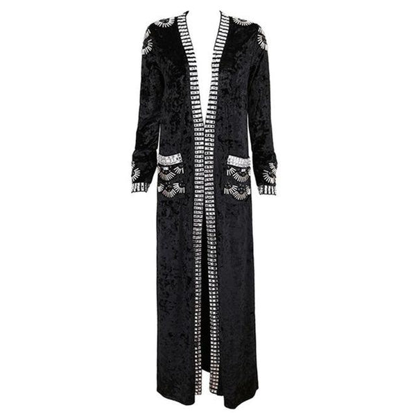 QUEEN STATUS - VELVET DIAMOND COAT