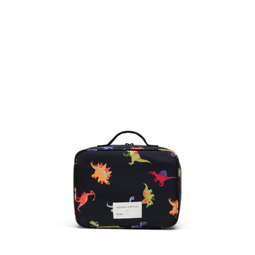 Lunch Box - Zwart / Dino's - littlefashionaddict.com