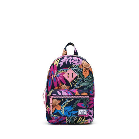 Herschel - zwarte lunch Box met dino's