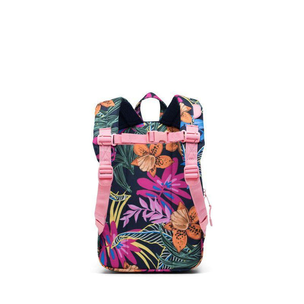 Rugzak - Heritage Kids - Jungle Floral - littlefashionaddict.com