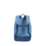 Rugzak - herschel settlement youth limoges crosshatch pelican navy - littlefashionaddict.com