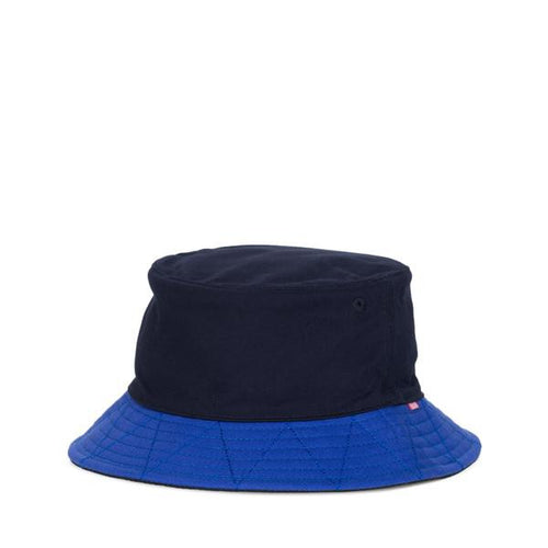 Zonnehoedje Herschel - lake bucket youth Navy/Cobalt/Black L/XL - littlefashionaddict.com