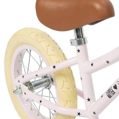 FIRST GO! - Balance Bike - BONTON Pink - littlefashionaddict.com