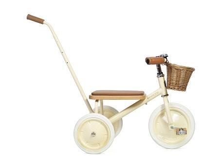 Driewieler - Banwood Trike - Cream