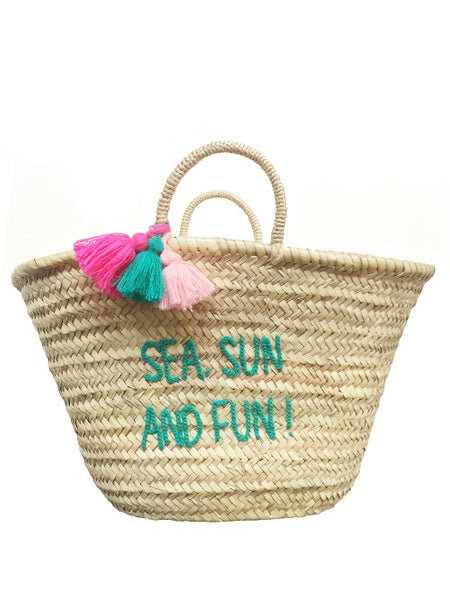 Rieten draagtas voor mama - SEA SUN AND FUN - littlefashionaddict.com