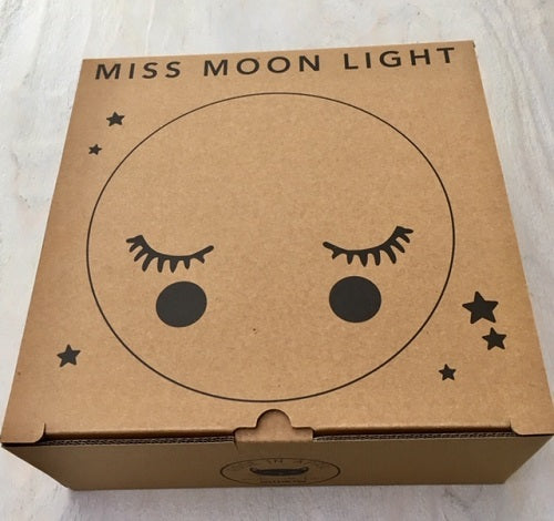 Nachtlampje - MISS MOON - Touch sensitive - littlefashionaddict.com