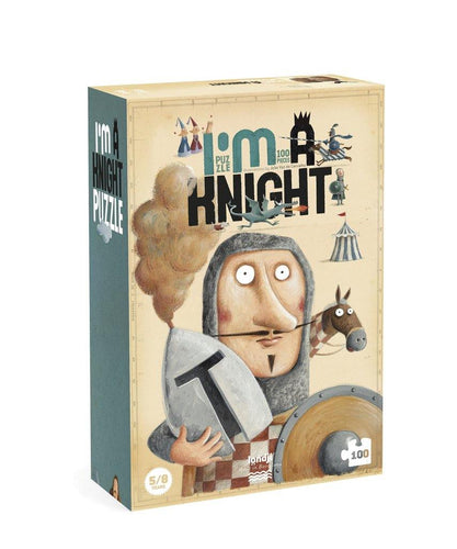 Little Fashion Addict - Londji - Puzzel - I'm a Knight - 100 stukken