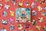 Little Fashion Addict - Londji - Puzzel - I want to be... chef - littlefashionaddict.com