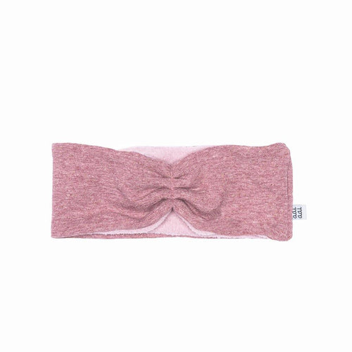 Little Fashion Addict - AAI AAI - Winterse Haarband pink