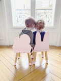 Little Fashion Addict - Boogy woody - Ministoeltje roze wolk
