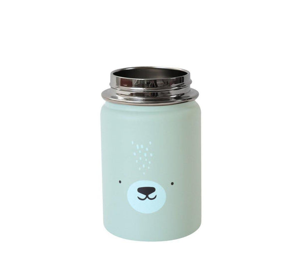 Little Fashion Addict - Eef Lillemor - Thermische drinkfles Polar Bear