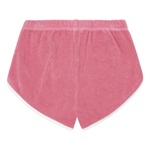 Little Fashion Addict - Hundred Pieces - Organic Terry Short - Pink