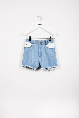Little Fashion Addict - INDEE - Japan Short Bleach