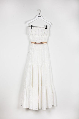 Little Fashion Addict - INDEE - Joanna Lange jurk Off-White
