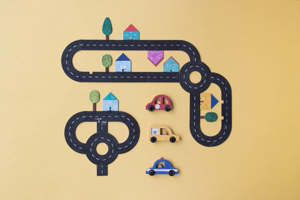 Little Fashion Addict - Londji - Spel Roads voor jong en oud