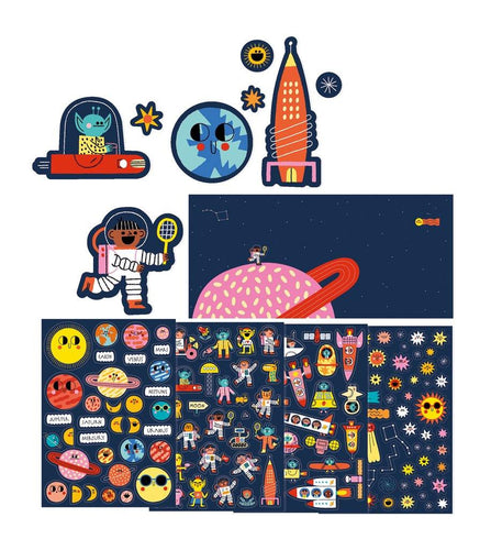 Little Fashion Addict - Londji - Stickers - Space